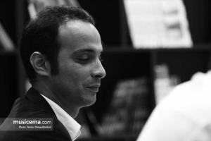 مراسم رونمایی آلبوم «تار و پیانو» اثر هوشیار خیام و میلاد محمدی - مرداد 1396