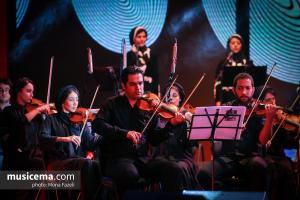 کنسرت حسین زمان - 3 مرداد 1398