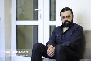 نشست آلبوم «سایه وار» و گفتگو با مسعود شعاری و پژمان حدادی