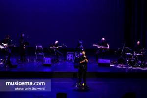 کنسرت «ایستگاه» با صدای «مهیار علیزاده » و «امید نعمتی» - اردیبهشت 1398