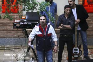 سیاوش امامی ؛ رونمایی آلبوم آژانس خاموش