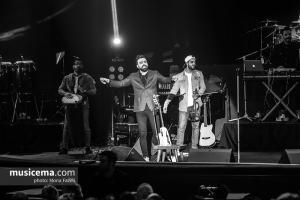 کنسرت گروه پازل - سی و سومین جشنواره موسیقی فجر (26 دی 1396)