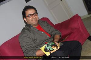 نشست پرسش و پاسخ آلبوم «همیشگی» با صدای «مسعود امامی»