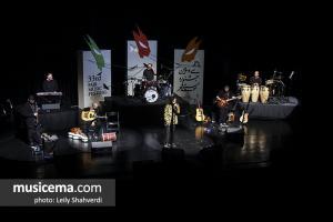 کنسرت گروه داماهی - سی و سومین جشنواره موسیقی فجر (27 دی 1396)