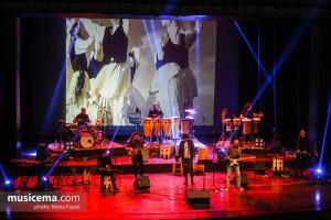 کنسرت گروه دارکوب - اسفند 1396