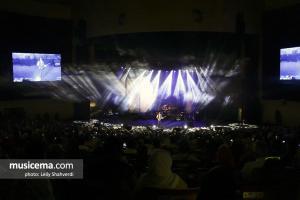 کاوه آفاق ؛ کنسرت تهران (تیر 1397)