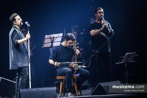 کنسرت امید نعمتی - سی و سومین جشنواره موسیقی فجر (29 دی 1396)