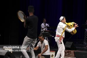 کنسرت گروه روناک - 5 خرداد 1396