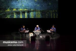 کنسرت بارانه، پشنگ کامکار - 5 خرداد 1396