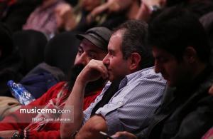 کنسرت کاوه دولت نیا در ایوان شمس - 25 آذر 1395