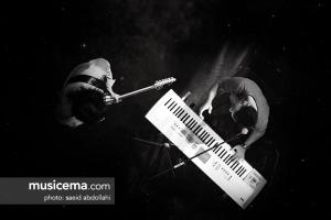 کنسرت کاوه یغمایی - 9 و 10 شهریور 1395