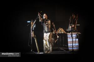 کنسرت لئو روخاس (پسر خورشید) در تهران - 22 مرداد 1398