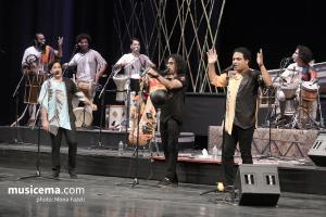 کنسرت گروه لیان - 18 تیر 1398