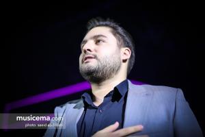 کنسرت مسیح و آرش در تهران - 25 و 26 دی 1397