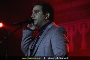 کنسرت مسعود امامی - 3 آبان 1392