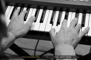 «مهدی مدرس» از بیماران مبتلا به دیستروفی در تمرین ارکسترش میزبانی کرد