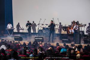 کنسرت مهدی مدرس - شاهین شهر اصفهان (اسفند 1393)