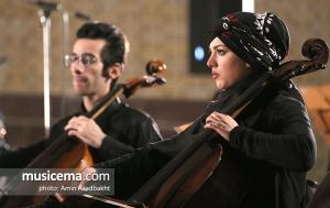 کنسرت ارکستر ملی ایران در خرم آباد - 20 اسفند 1395
