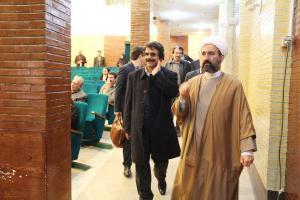 نشست خبری ارکستر ملی ایران در خرم آباد - 19 اسفند 1395