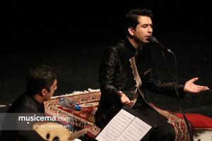 کنسرت محمد معتمدی - 4 اسفند 1395