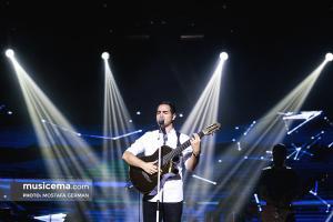 کنسرت محسن یگانه در گرگان - 22، 23 و 24 مرداد 1397