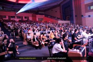 کنسرت مرتضی پاشایی در کیش - نوروز 1393