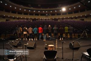 کنسرت آنلاین ناصر وحدتی - 15 فروردین 1399