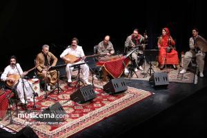 کنسرت کردی و سنتی گروه نی بانگ - 22 آذر 1396