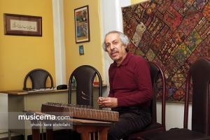 گفت و گوی «موسیقی ما» با پشنگ کامکار - 20 اردیبهشت 1396