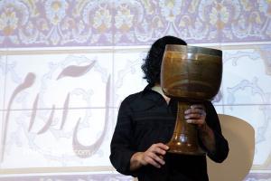 مراسم رونمایی «دوایر کوکی» پژمان حدادی در سالن موسسه سرنا - 26 مهر 1395