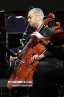 اجرای ارکستر سمفونیک تهران به رهبری شهرداد روحانی - آذر 1396