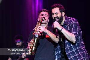 کنسرت مهدی یراحی - سی و سومین جشنواره موسیقی فجر - 21 دی 1396