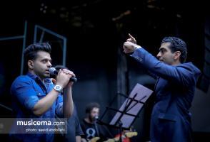 اولین کنسرت رضا بهرام در تهران - 16 تیر 1398