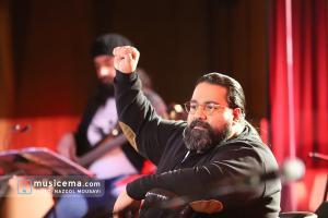 کنسرت آنلاین رضا صادقی با حضور علی یاسینی - فروردین 1399