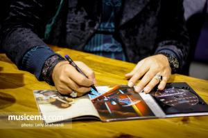 رونمایی آلبوم