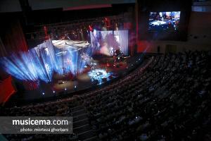 کنسرت رضا یزدانی - 2 آذر 1396