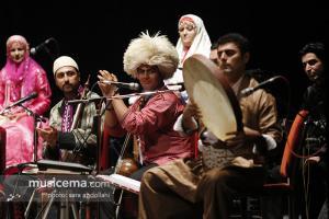 کنسرت گروه روناک - 25 شهریور 1395