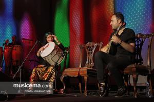 کنسرت روزبه نعمت الهی - 14 تیر 1396