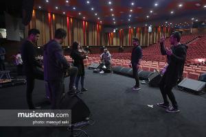 کنسرت حامد همایون - دی 1396