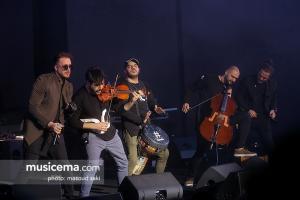کنسرت آرش و مسیح - سی و چهارمین جشنواره موسیقی فجر