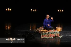 حسین علیزاده ، مجید خلج و علی بوستان ؛ کنسرت تهران (اردیهبشت 1397)