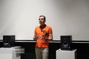 مراسم آلبوم «سُرنا» اثر رضا والی به همراه پارتیتورهایش توسط «خانه هنر خرد»