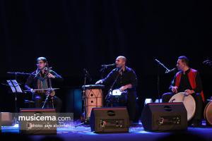 کنسرت حسامالدین سراج - دی 1396