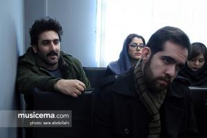 نشست خبری آلبوم و اینک عشق با صدای بابک رادمنش - بهمن 1396
