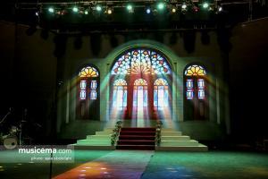 فرش قرمز پنجمین جشن سالانه موسیقی ما - دی 1397