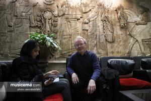 گفتگو با آنسامبل آتلاس از کشور دانمارک