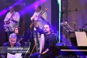 کنسرت مهدی مدرس - آذر 1396