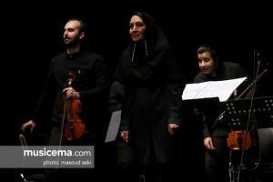 اختتامیه جشنواره دانشجویی صبا - 7 اسفند 1395