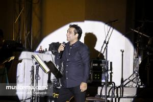 کنسرت «سعید شهروز» در فضای باز کاخ نیاوران - 30 تیر 1396