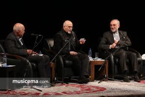 نشست وزیر ارشاد با هنرمندان (همایش ایران فرهنگی در جهان امروز) - 10 اسفند 1395